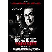 Buenas Noches, Y Buena Suerte [Blu-ray]