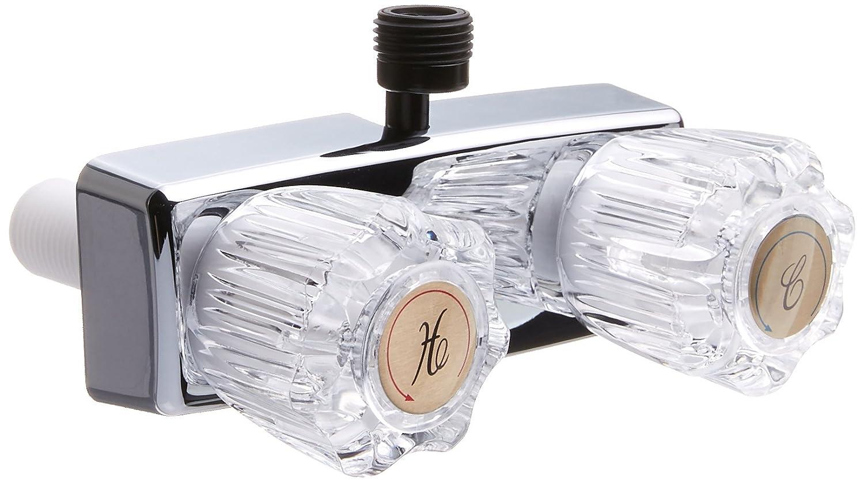 Dura Faucet RV//Motorhome Shower Faucet Valve Diverter Chrome