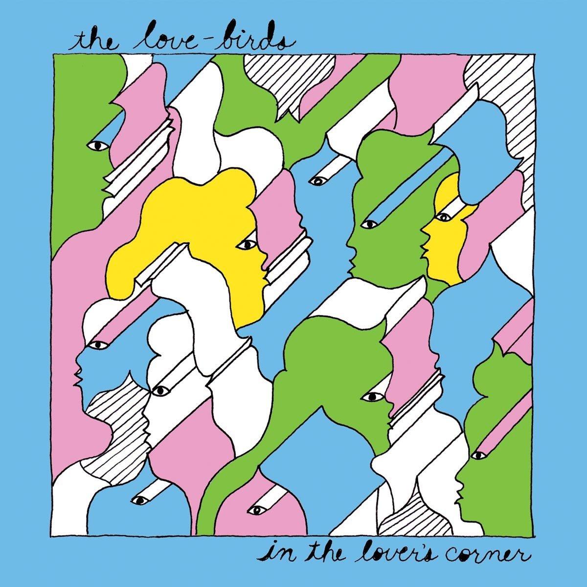 Vinilo : Love-Birds - In The Lover's Corner (LP Vinyl)