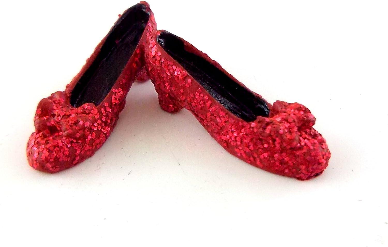 Melody Jane Poup/ées Miniature Boutique Chambre Accessoire Noir Hommes Chaussures Brogues M/étal