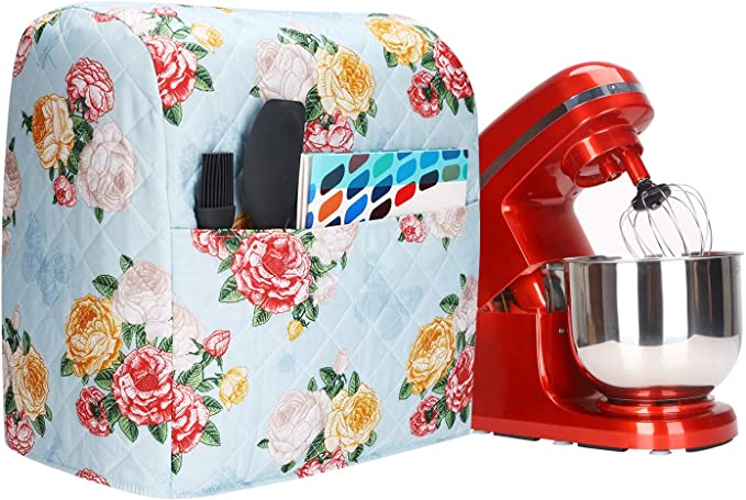 Hot Peppers Cover Compatible with Kitchenaid Stand Mixer