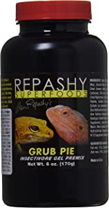 Repashy Grub Pie Insectivore Diet Gel Premix (Reptile) 6 Oz JAR