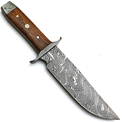 Amazon.com: 1095 personalizado hecho a mano acero de Damasco ...