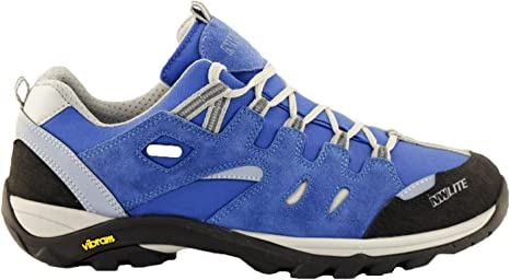 NWLITE Scarpe Nordic Walking Uomo Active Vibram Blu Royal