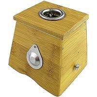 Winterworm® Bambú Caja De Curación para Moxa Moxibustión