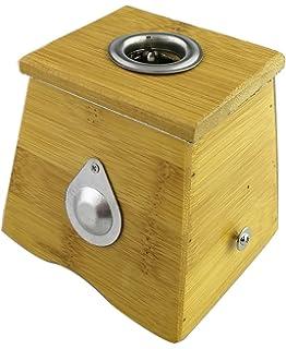 Caja de moxibustión - Caja de bambú de palo de rollo de moxa de moda, caja de soporte de moxibustión de terapia de curación de atención médica (Style : 3 Hole): Amazon.es:
