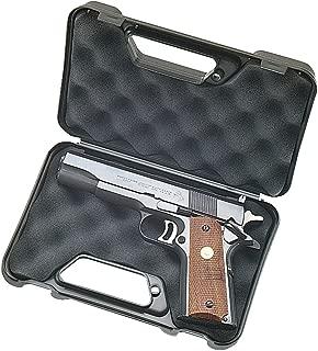 product image for MTM Case-Gard Rectangle Pocket Pistol Case, Black, Model:803-40