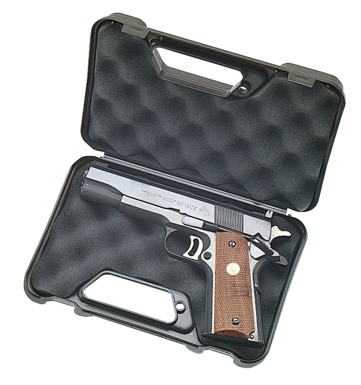 MTM Pocket Pistol Case (Black) 803-40 0898-0083