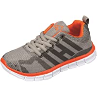 M-AIR Ultra Lightweight, Kids Athletic Sneakers Size: 4