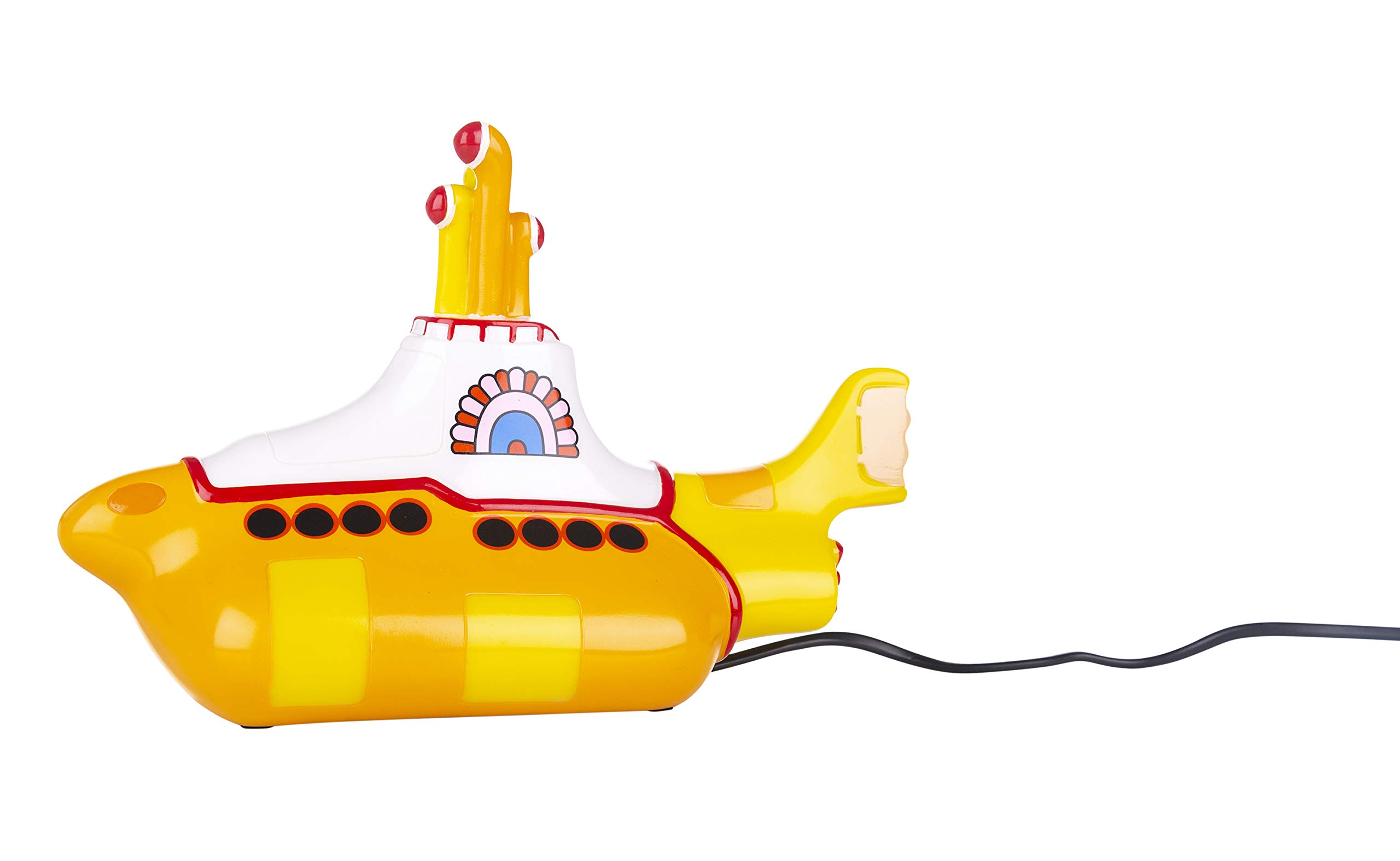 Disaster Designs The Beatles Yellow Submarine Table Lamp from