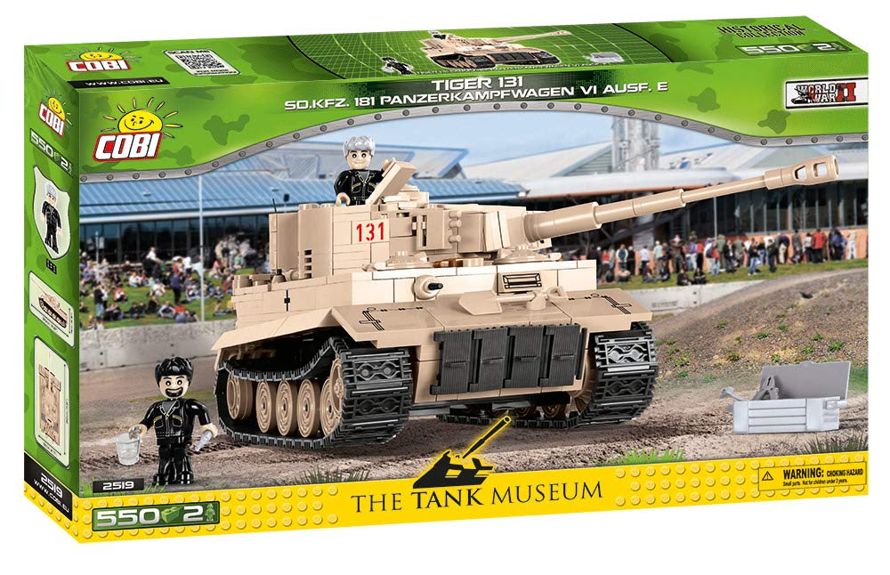 Top 9 Best LEGO Tank Sets Reviews in 2021 13