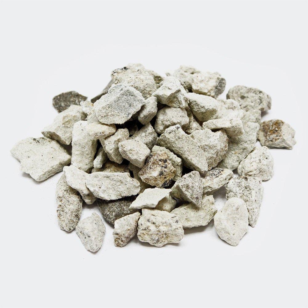 Naturel Rechargable Zéolite rocailles–odeur Eliminator 1500x Plus efficace que le Charbon activé. animaux domestiques, cuisine, fumer,, bacs, Baskets, Chaussures, armoires–réutilisable à vie, 100 g ClearOFF