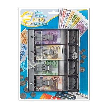 Parte Caja Euro Registradora Dinero Con Qtshdr