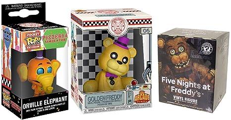 Amazon.com: Funko Pizza Arcade Five Nights at Freddys ...