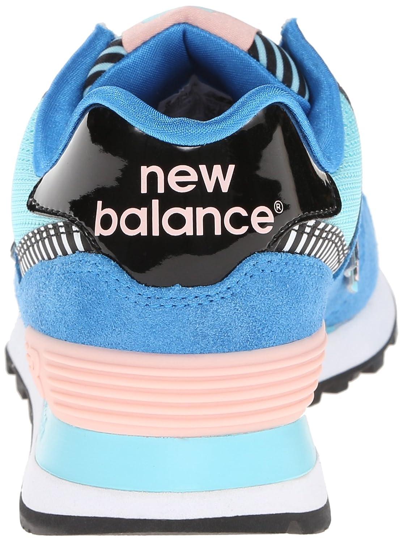 Femme Sneakers Balance Bleunoir Eu New Bleu Basses 38 Wl574cpw nIfEFqE