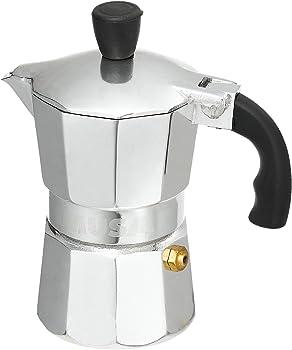 IMUSA B120-41V Aluminum Espresso Stovetop Coffee Maker