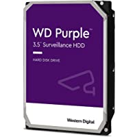 WD Purple 10TB 7200RPM SATA6 256MB SURVEİLLANCE