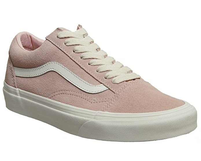 Vans Old Skool Herren Sneaker Rosa (English Rose/Marshmallow)