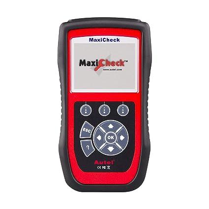 Autel MaxiCheck Pro ABS Purga De Freno Escáner OBD2 Herramienta de diagnóstico de Coche EPB/ABS/SRS/SAS/Airbag/Restablecimiento del Servicio de ...