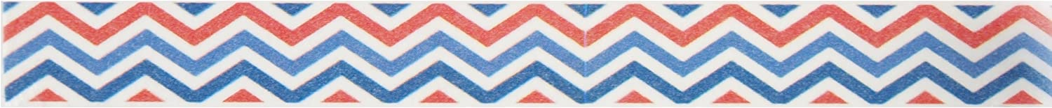 4th of July Washi Tape (1 Roll - 9/16