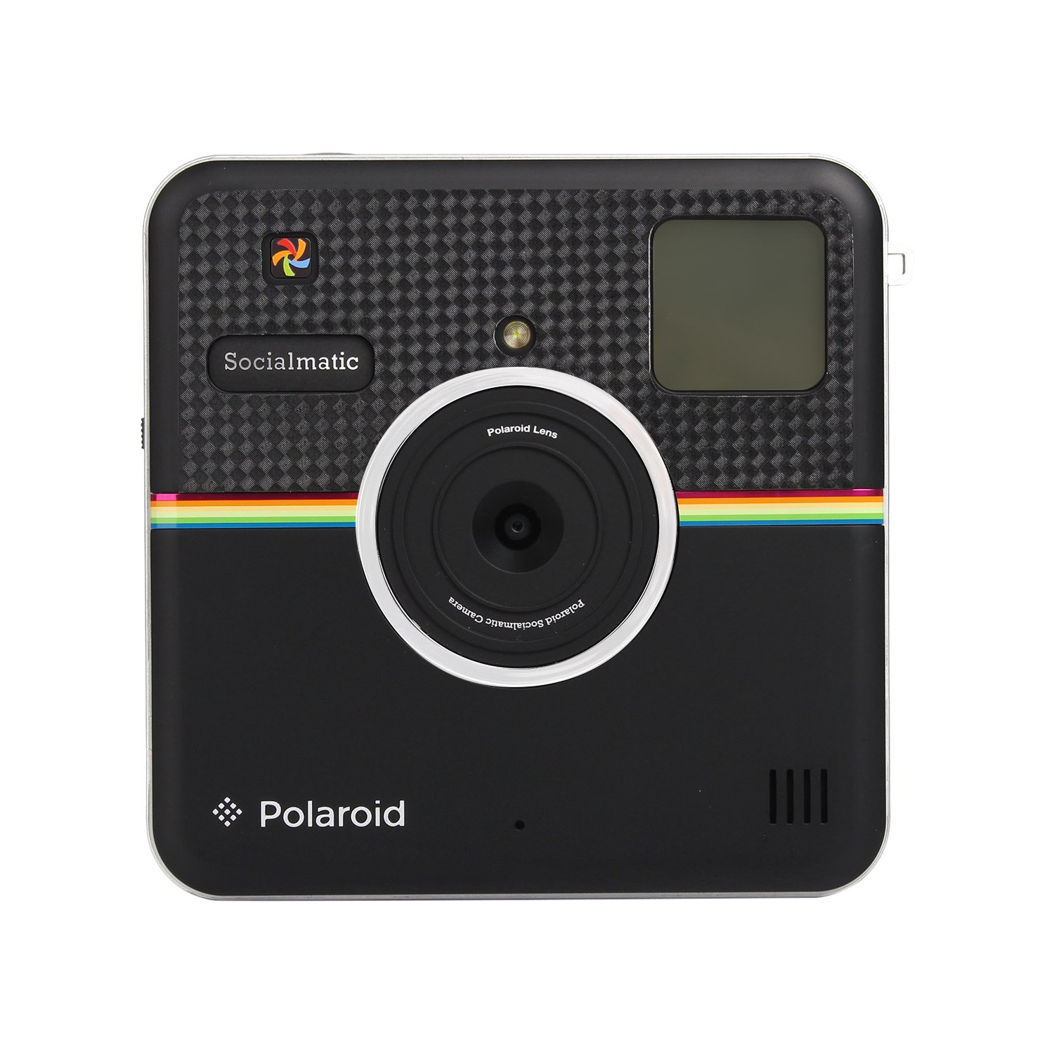 Amazon com polaroid custom designed front sticker for polaroid socialmatic snake skin camera photo