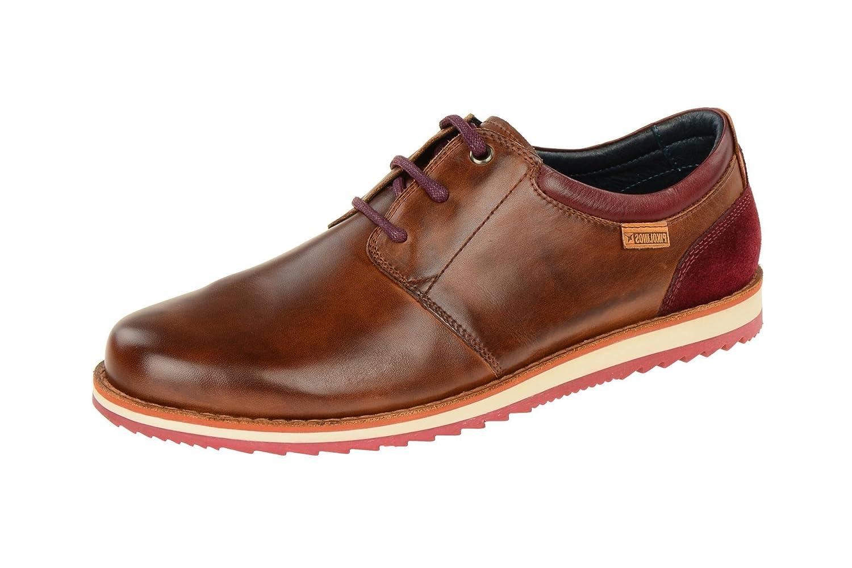 Zapato PIKOLINOS M5A-4093 Cuero Garnet