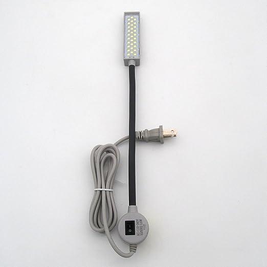KUNPENG - # TD-30WPJ 30Led Máquina de coser Lámpara de luz Base ...