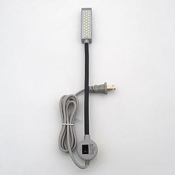 KUNPENG - # TD-30WPJ 30Led Máquina de coser Lámpara de luz Base magnética Cuello