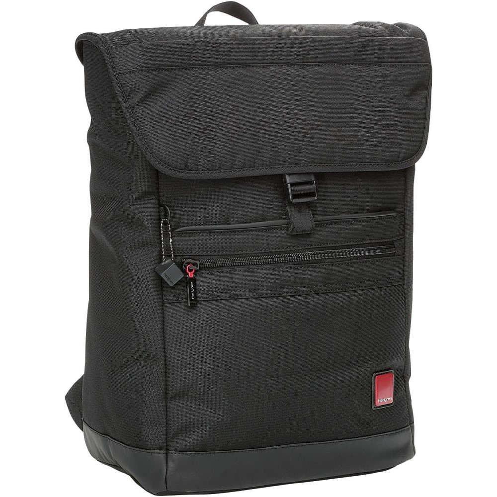 (ヘデグレン) Hedgren メンズ バッグ パソコンバッグ Flaps Laptop Backpack with Flap [並行輸入品] B07CNWRX16