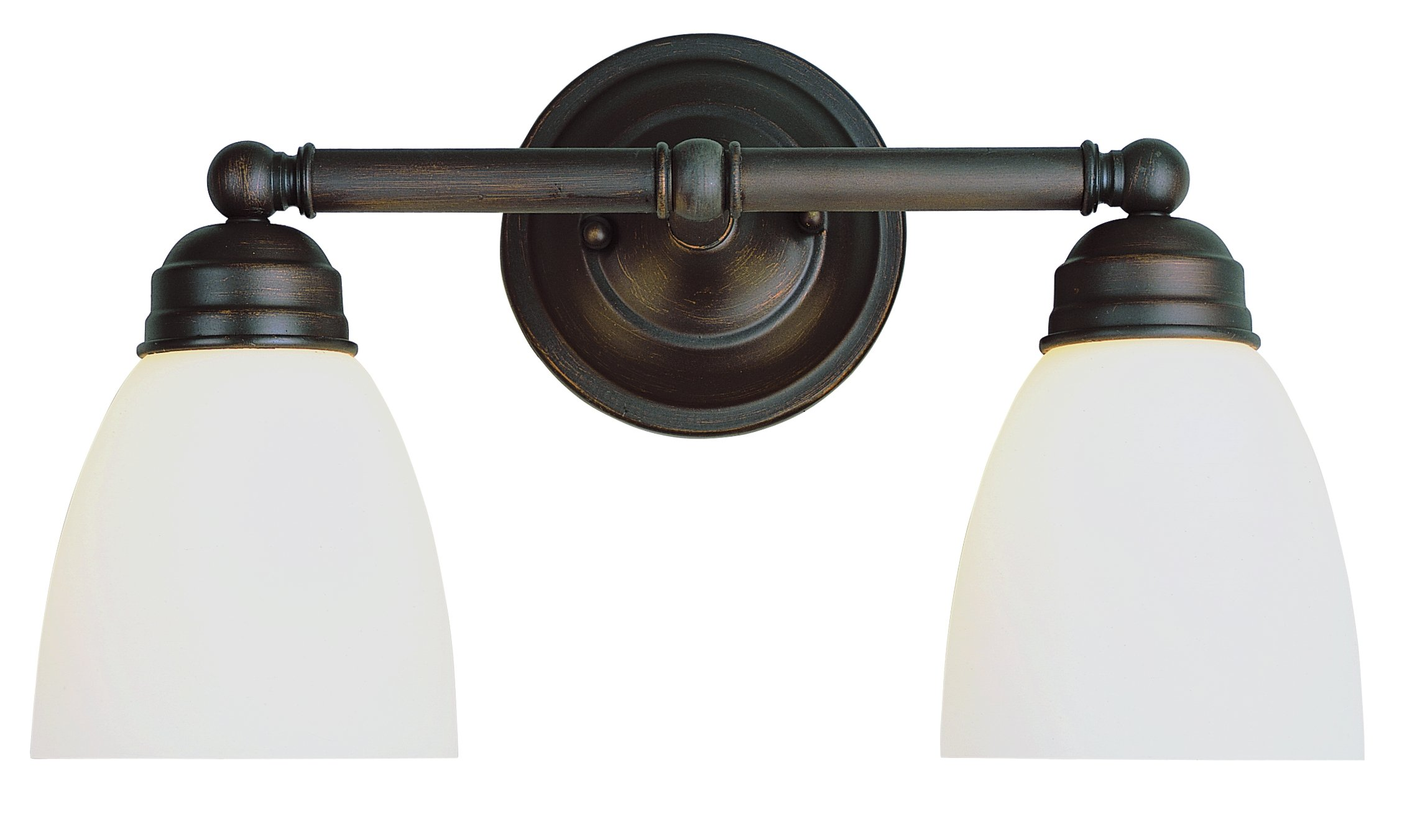 Trans Globe Lighting 3355 ROB Indoor  Ardmore 7'' Wall Sconce, Rubbed Oil Bronze