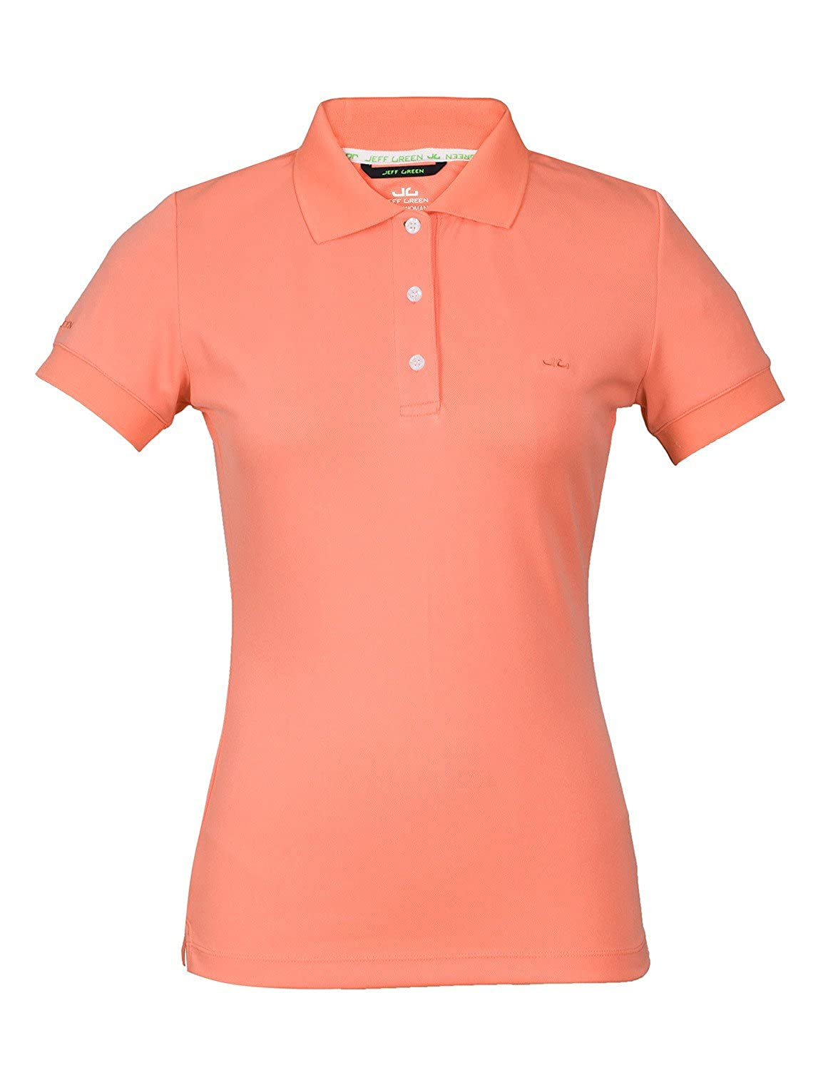Jeff Green Womens Cadet Breathable Functional Poloshirt