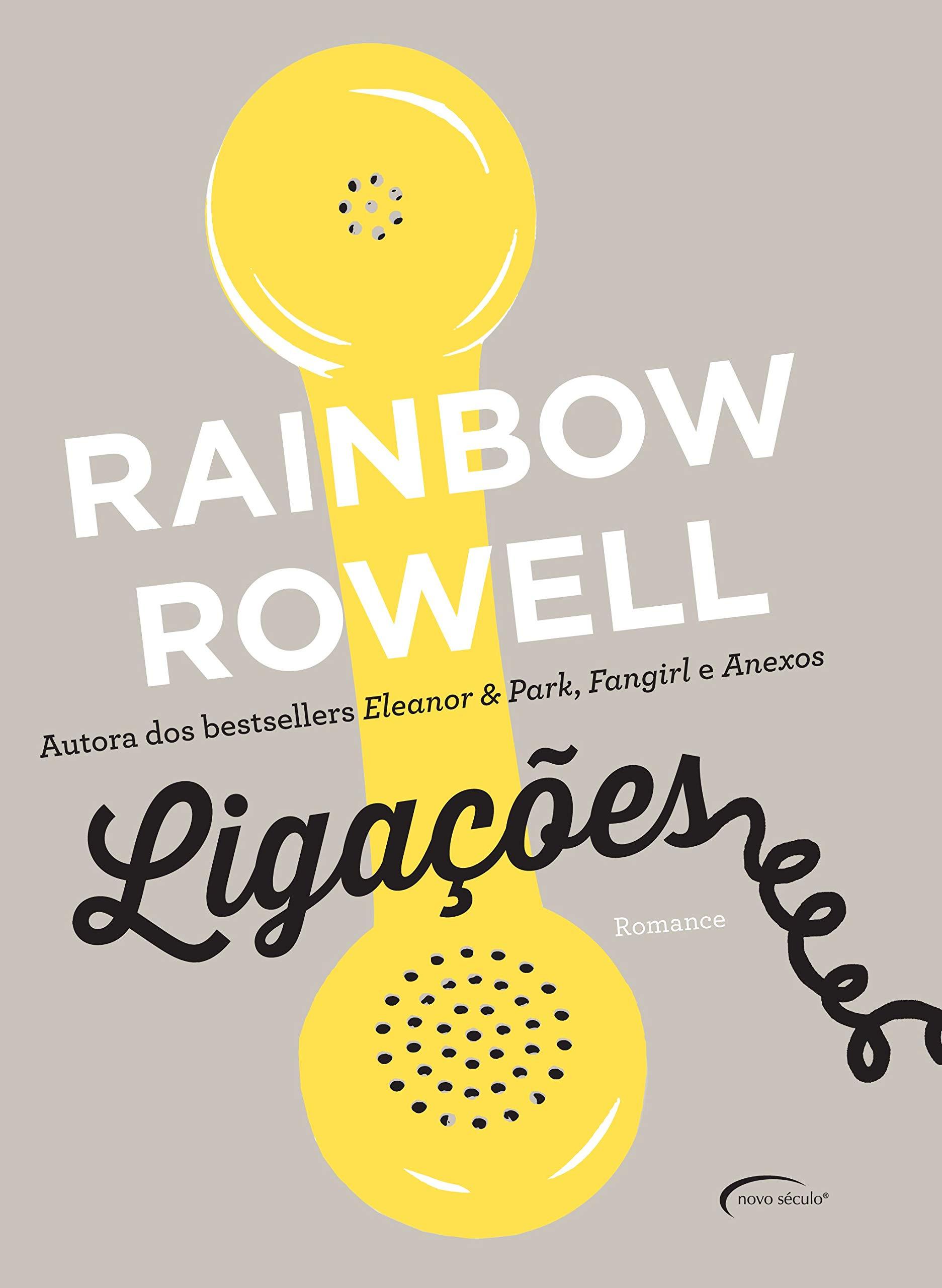 livro Ligações, de Rainbow Rowell.