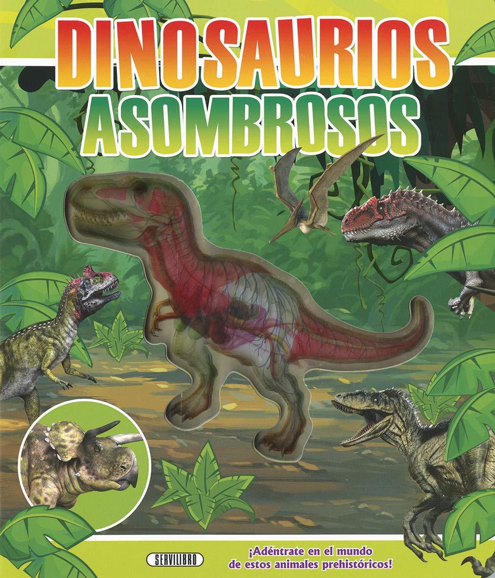 Dinosaurios asombrosos: 9788490052044: Amazon.com: Books