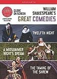 Shakespeare:Great Comedies [Various] [OPUS ARTE: DVD] [2015] [NTSC]