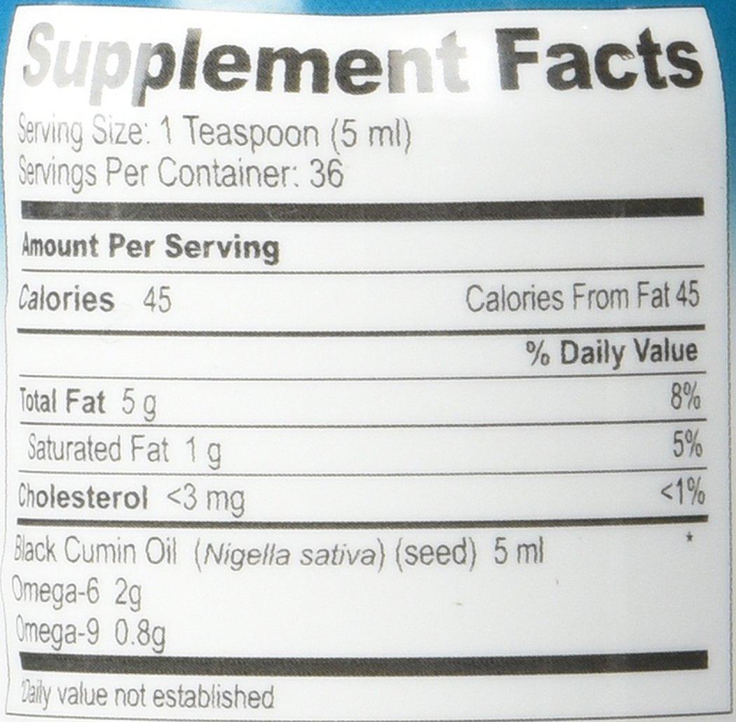 Health Logics Black Cumin Seed Oil 180 ml
