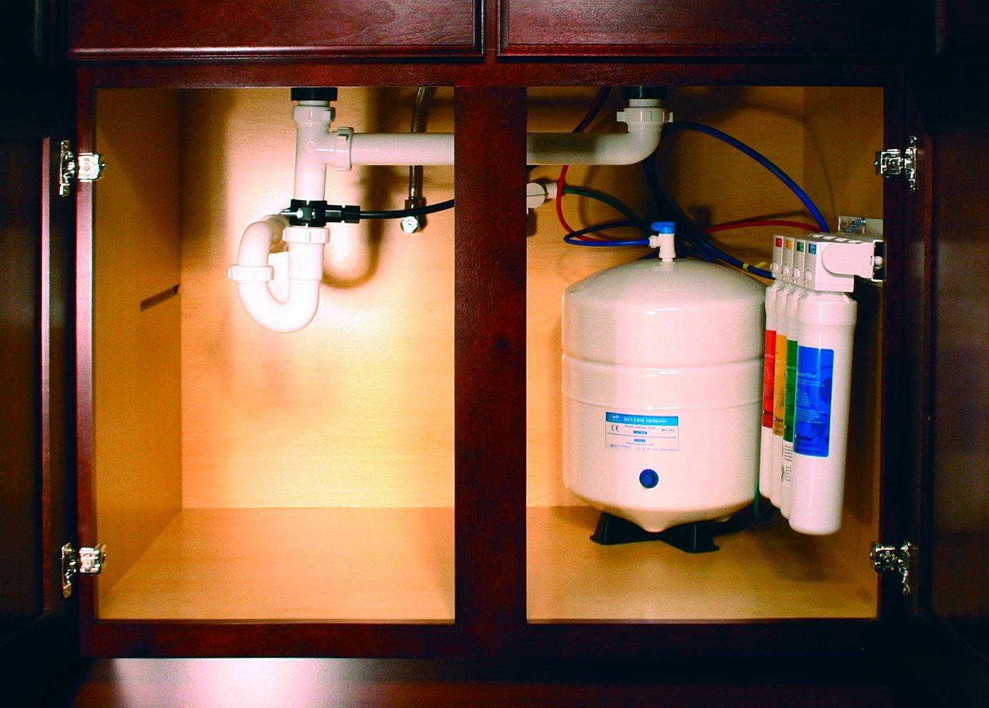 Best Under Sink Reverse Osmosis System Watts Premier Ro Pure 531411 4 Stage Reverse Osmosis System