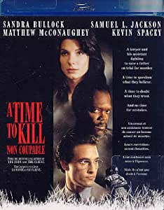 A Time to Kill / Non coupable (Bilingual) [Blu-ray]