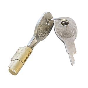 Carpoint 0410208 Produit Dérivé Porte-clé 0410210-410237 pour Attache avec 2 Clés