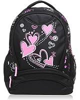 Hynes Eagle Sweetheart Pattern Kids Backpack