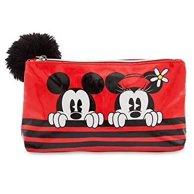 6f1a50ec1677 Disney Mickey and Minnie Mouse Makeup Bag: Amazon.co.uk: Shoes & Bags