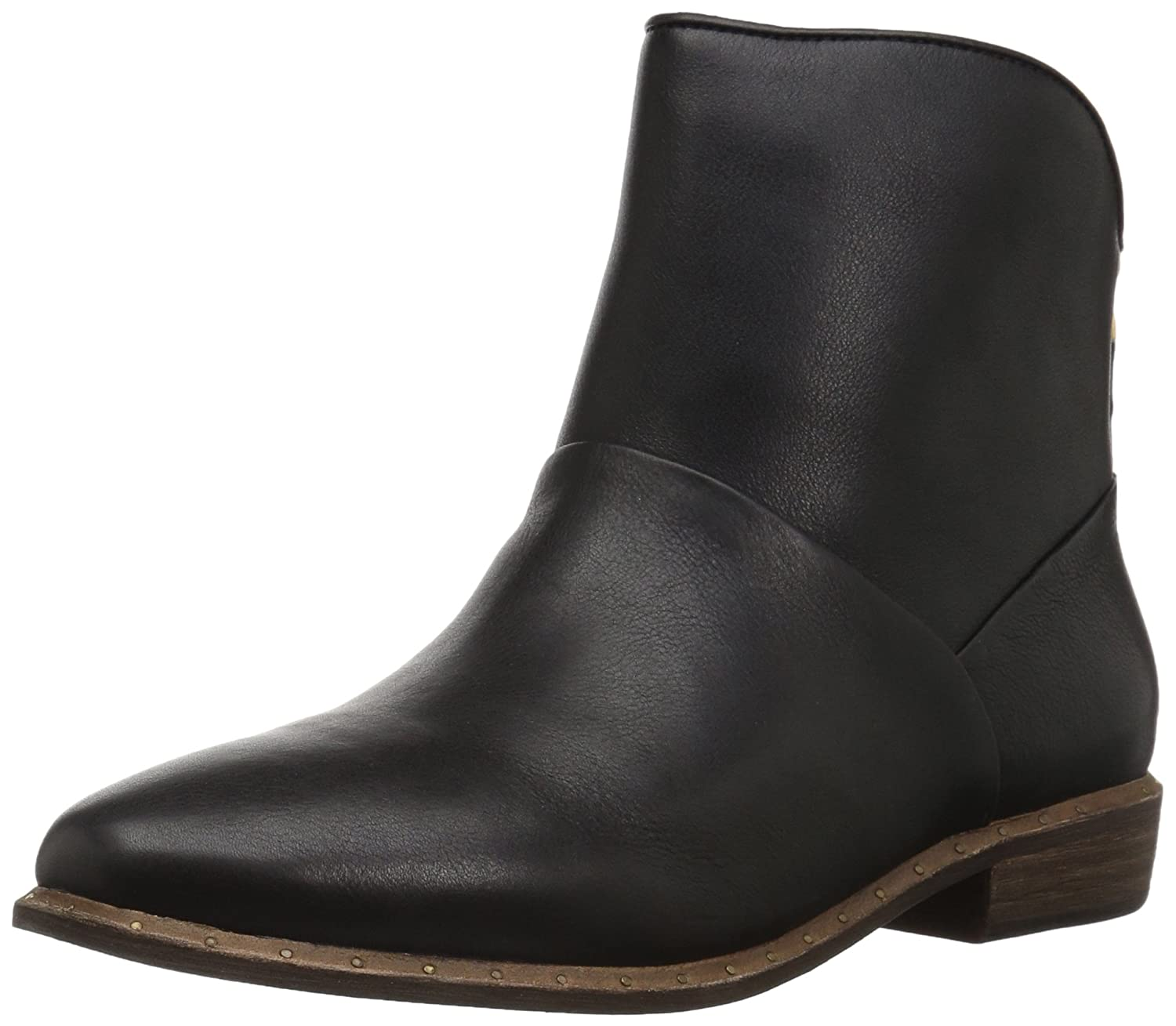 4d529287389 UGG Women's Bruno Ankle Bootie, Black, 5.5 M US: Amazon.co.uk: Shoes ...