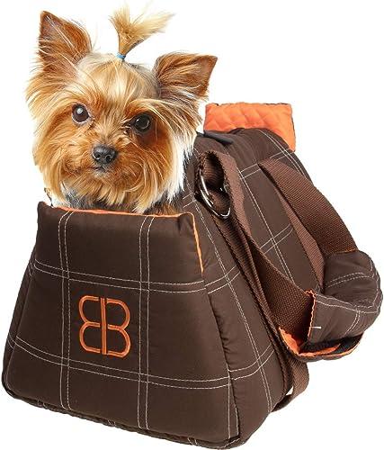 Petego-Bitty-Bag-Soft-padded-small-pet-shoulder-carrier-bag-tote