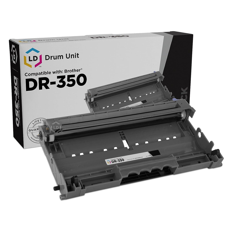 5PK TN350 Toner DR350 Drum Unit For Brother TN-350 DR-350 HL-2070NR MFC-7820N