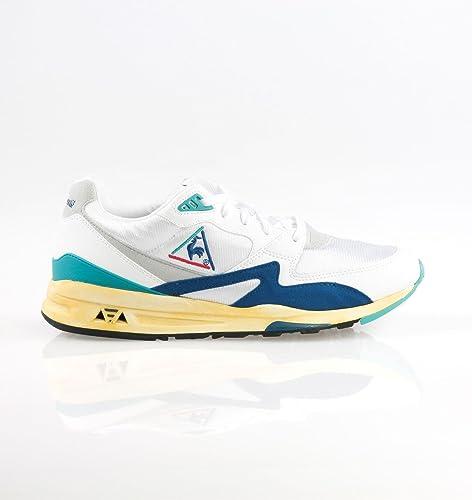 Zapatilla LE COQ Sportif LCS R800 OG Hombre Blanco 41: Amazon.es: Zapatos y complementos