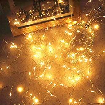 Cadena de luces LED Nuevo 2m 20led lámpara corcho en forma de ...