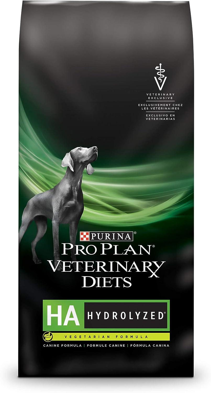4. Purina Pro Plan Veterinary Diets HA Hydrolyzed Formula Dry Dog Food