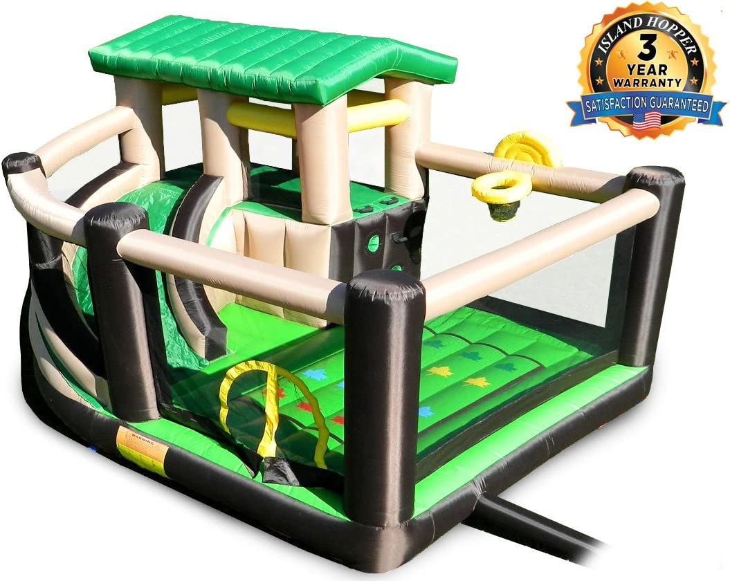 Fort All Sports Recreational Kids Bounce House