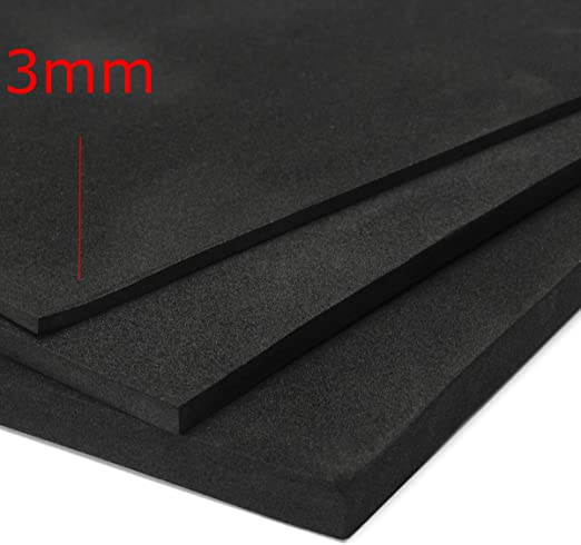 Raw Materials Foam - 200x200mm Anti Static Pin Insertion High Density Foam 3/5/10mm (3mm) - 1x V Groove Router Bit - - Amazon.com
