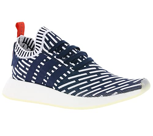 Adidas - NMD R2 PK - BB2909 - Color  Navy Blue-White - Size  12.5 ... 565f25d35