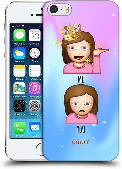 Head Case Designs Ufficiale Emoji® Me Contro Te So Sassy Cover ...